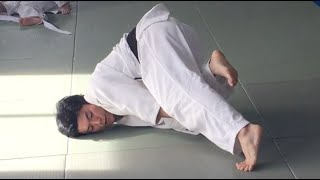 JUDO Ebi Escape; Kosen (old) Style by Sho