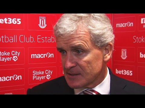 Mark Hughes On Manchester United Draw