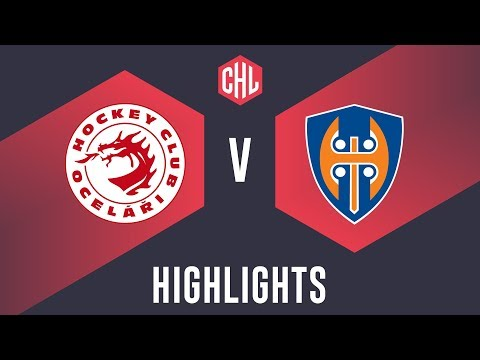 Highlights: Oceláři Třinec vs. Tappara Tampere