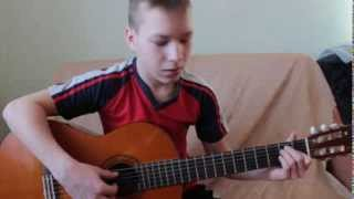 Гитара Pro. Би-2 Молитва