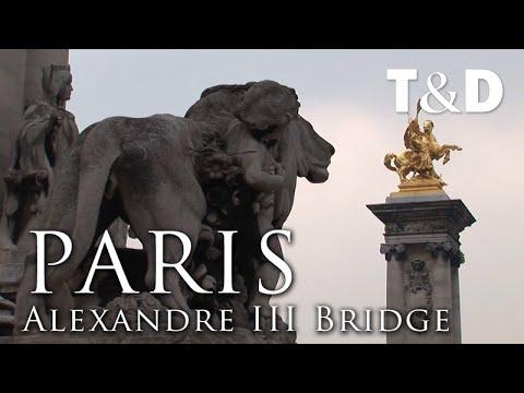 Parigi City Guide: Alexandre III Bridge - Travel & Discover