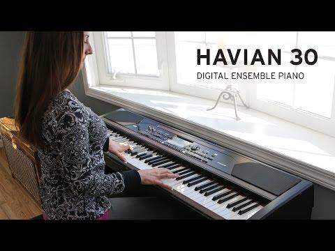 Korg Havian30: Digital Ensemble Piano - Listen & Believe