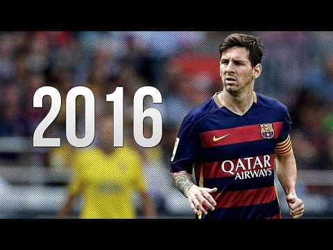 Lionel Messi - King Kong 2016 | HD