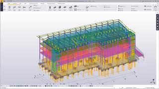 Tekla Model Sharing - Sharing your Tekla Structures model - Part 5