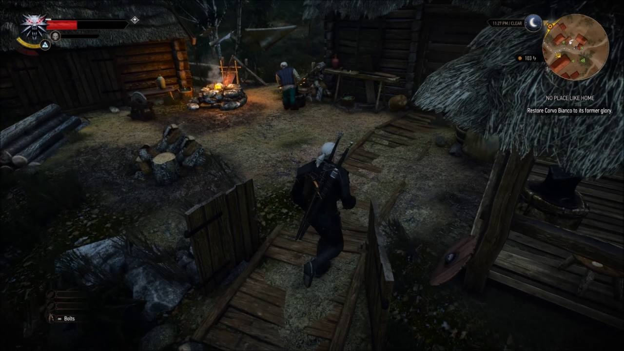 The Witcher 3 money exploit involves stinging a dwarf dead over and