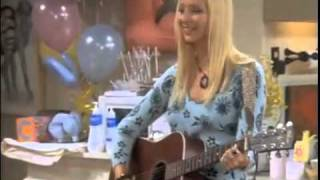 FRIENDS: Emma's Birthday Song - Phoebe