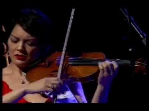 Ryuichi Sakamoto + Anne Akiko Meyers - Smile (Live 2011)