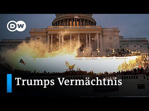 Nach Trump: Ist die US Demokratie dauerhaft gefährdet? | Auf den Punkt