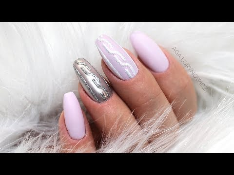 Easy Winter Nail Designs 2018