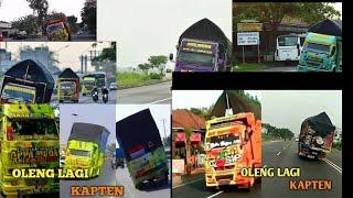 kumpulan vidio truk oleng part 1 #cctvjember2mbois
