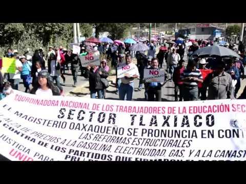 Tlaxiaco Oaxaca dice NO AL GASOLINAZO