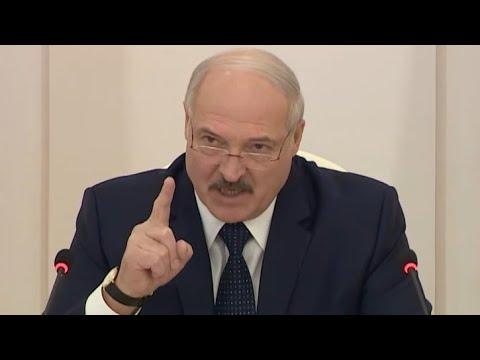 Лукашенко о коронавирусе: На пoжаpах нaпились, зaдoxнyлись, пoгибли - 206 человек! А от виpуca - 13!