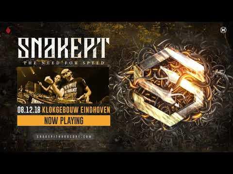 F.Noize Vs. Miss K8 @ Snakepit 2018 - Kingdom Of Cobra
