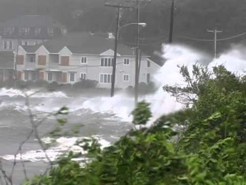 Hurricane Irene  Jamestown RI