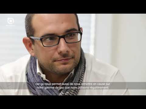 Air Liquide, partenaire Apave