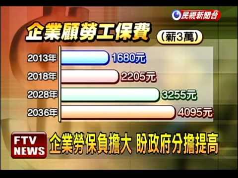 勞保改革 六大工商團體會江揆-民視新聞 - YouTube