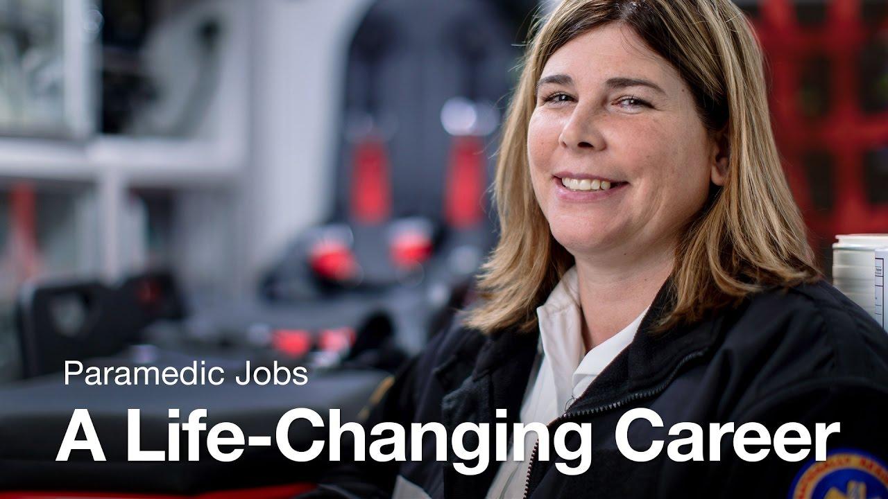 Paramedic Career at Mayo Clinic – Kathy Lamont
