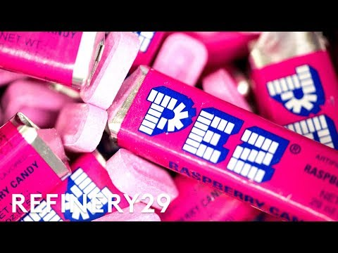 How Pez  Are Made | How Stuff Is Made | Refinery29