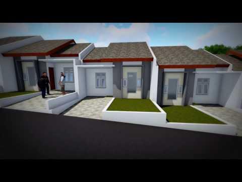 gila-ini-perumahan-!!!-developer-nya-berani-buat-perumahan-seperti-ini---paku-haji-2-(sold-out)