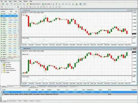 Which forex moves the leasr