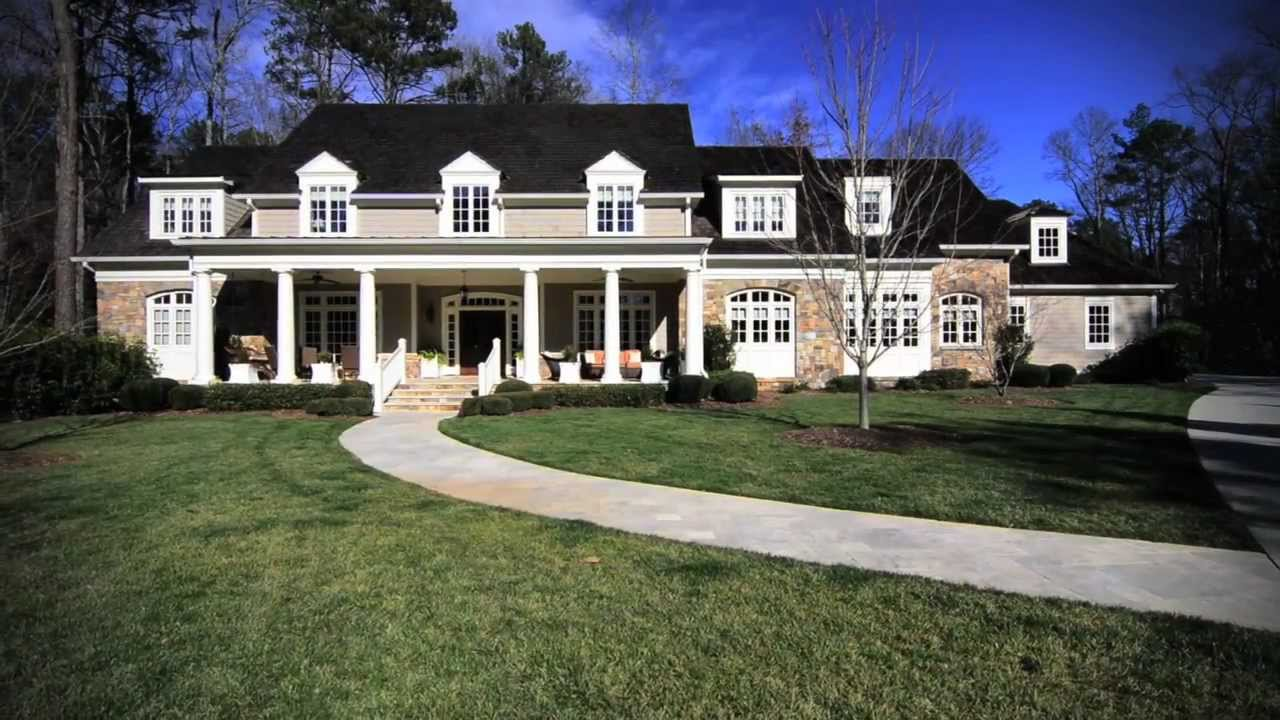 Amazing 3 Million Luxury Home For Sale In Atlanta Georgia   3119 N Wesley  Ct   YouTube