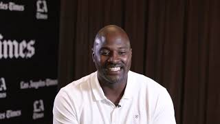 Marcellus Wiley at the L.A. Times Festival of Books
