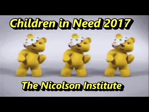 The Nicolson Institute's Children in Need Video-2017