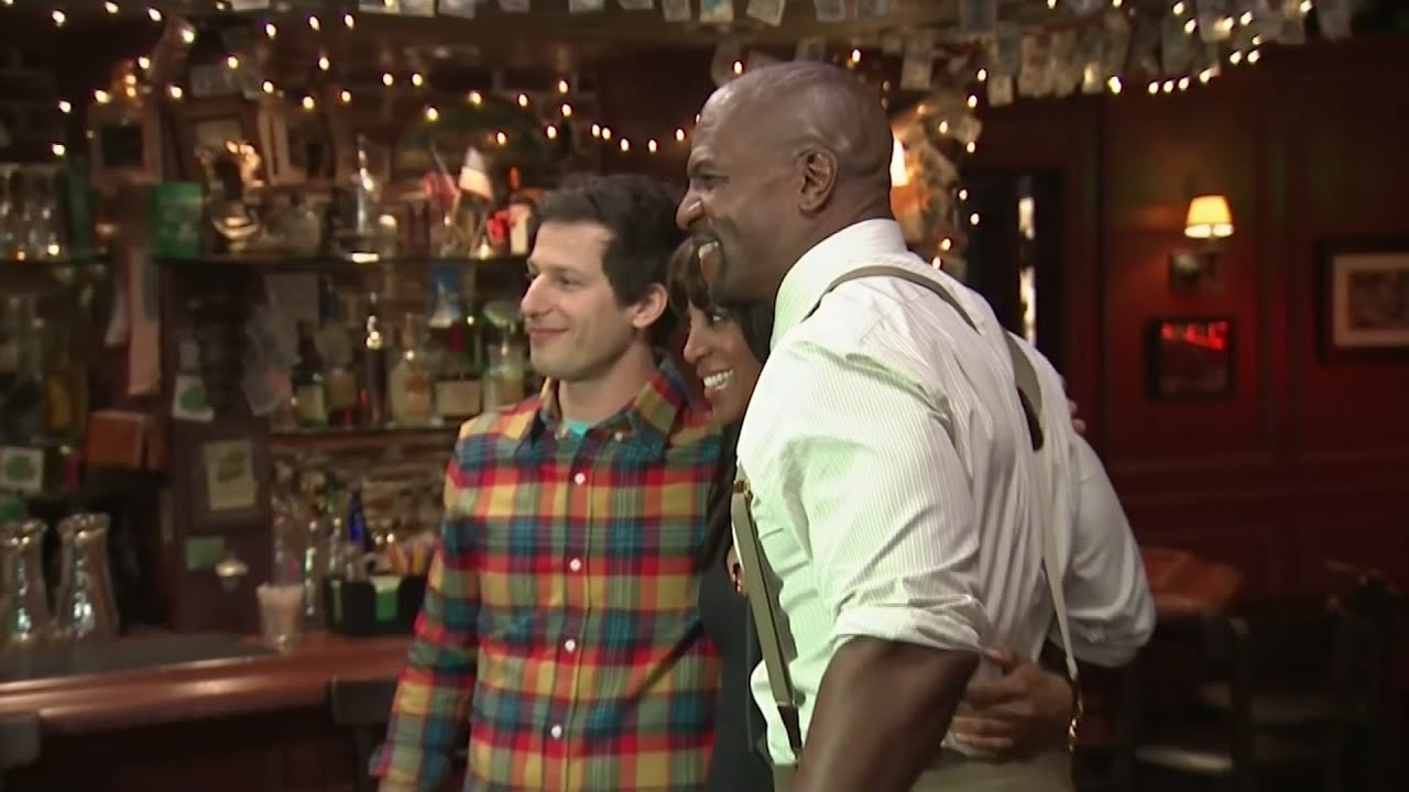 Andy Samberg: I'm 'proud to know' Terry Crews