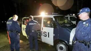 Viheraho ja poliisin pysäytys