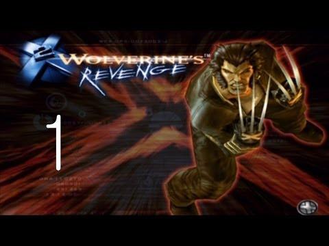 X-Men 2: Wolverine's Revenge - Walkthrough Part 1 - Act 1: Rebirth (Weapon X)