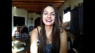 Первое видео из Америки# My 2 typical days