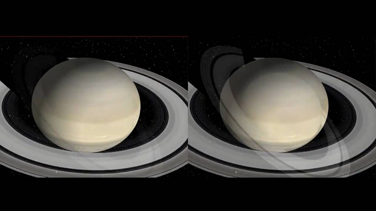 A space odyssey - 2 1