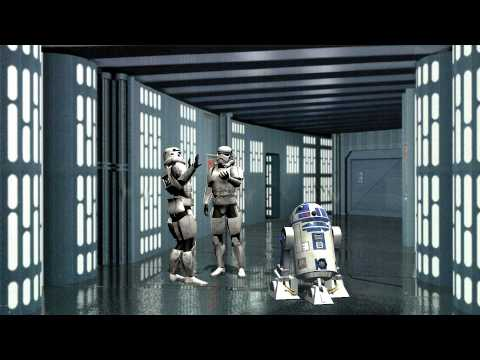 R2D2 all Sounds - Star Wars free sounds