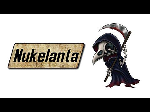 The Botch Pit Raids Nukelanta (Fallout LARP) [Trenton, South Carolina]