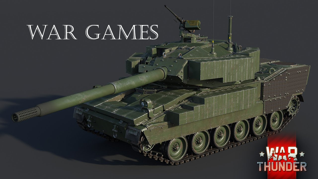 Download XM8 AGS Preview | War Thunder Crafting Event