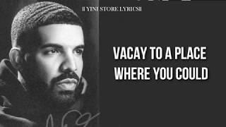 Drake - Thats How You Feel l Lyrics