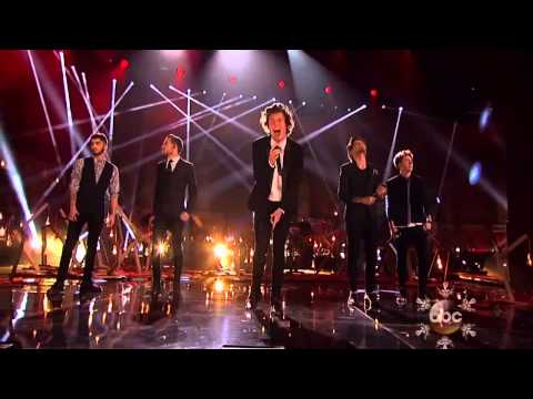 One Direction - Story of My Life Live 2013 AMA Award Show