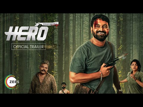 Hero | Official Trailer | Streaming Now on ZEE5