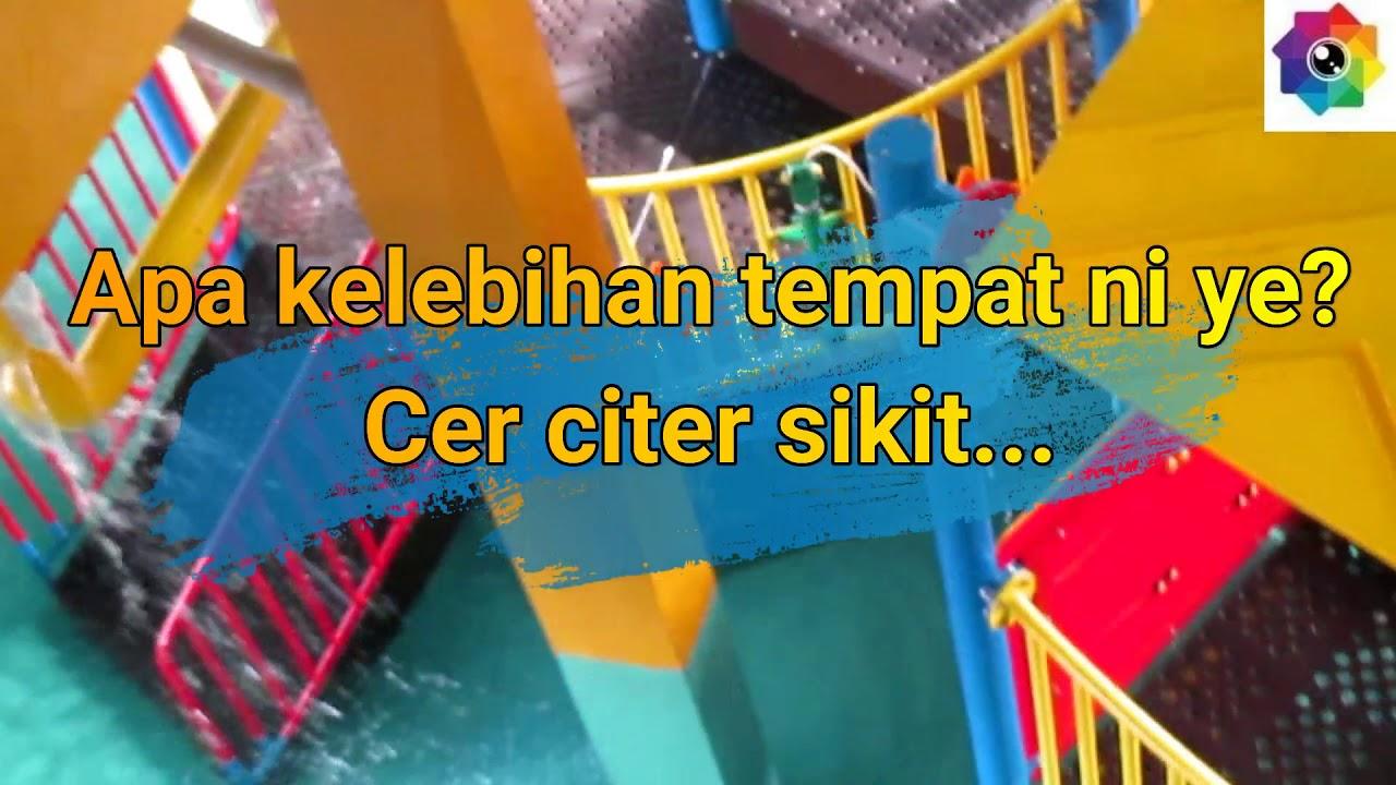 Taman Tema Air Johor Ts Wonderland Indoor Waterpark Youtube