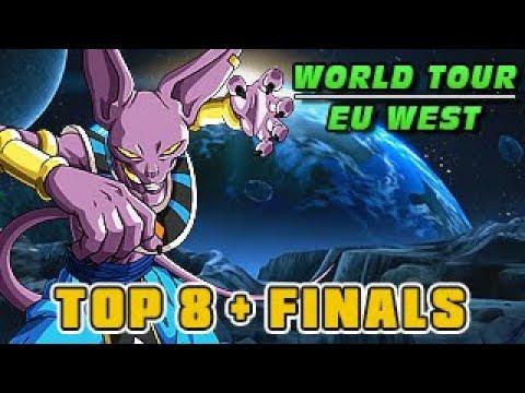 DBFZ | Tournament | TOP 8 + Finals (Murko, Skyll, Aixy + more)