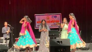 Rashmi - Tamil Sangam Santo Music dance September 2019