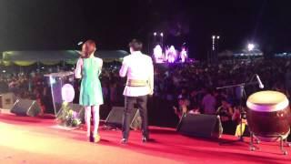 The 4th ASEAN Scout Jamboree,Bilingual Host/MC