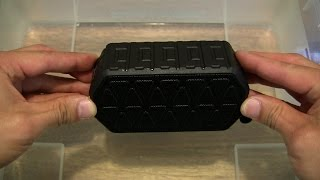 Zanya Waterproof Wireless Bluetooth Speaker