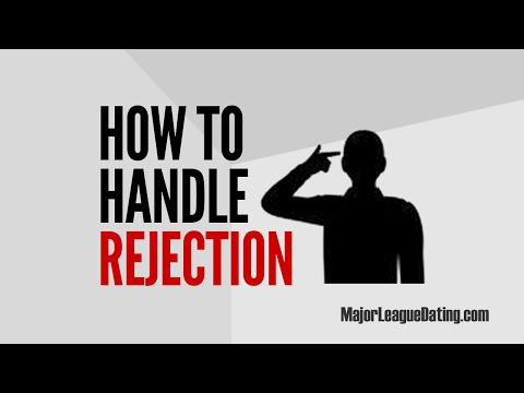 dating and rejection advice