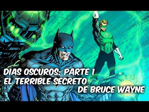 """BATMAN Vs LA LIGA DE LA JUSTICIA """"EL MALVADO BRUCE WAYNE, DIAS OSCUROS"""" PARTE 1 @Comics Tj"""
