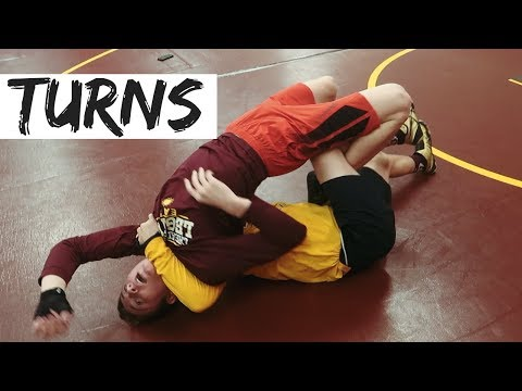 Top 5 Wrestling Moves *TURNS*