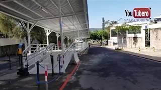 Abordando el BUS del Sitramss en el Salvador del mundo San Salvador elsalvador
