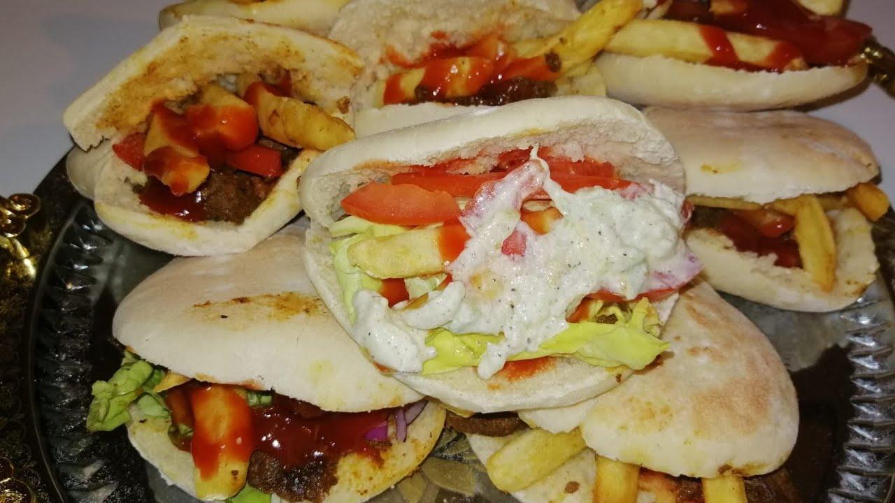 Kebab fait en maison (Kebab fatto in casa) - YouTube