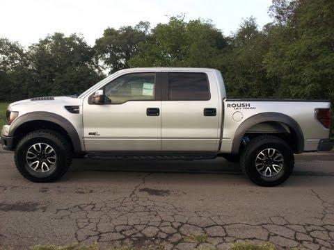 Ford Of Murfreesboro >> sold.2012 ROUSH RAPTOR SVT SUPERCREW 525HP 6.2L SILVER FORD OF MURFREESBORO 888-439-1265 - YouTube