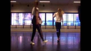 Attitude dance crew - Trenings video
